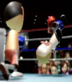 Video -- How to Win Wii Sport Boxing